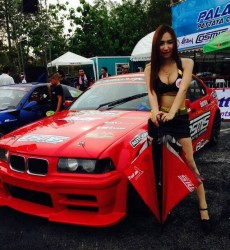 M-Storm Drift Competition 2014