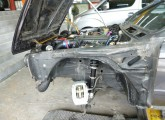 BMW E30 ใส่โช๊ค BC Sport รุ่น BR SERIES